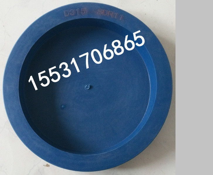 DN315燃气管帽