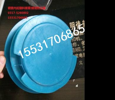钢管塑料内塞管帽